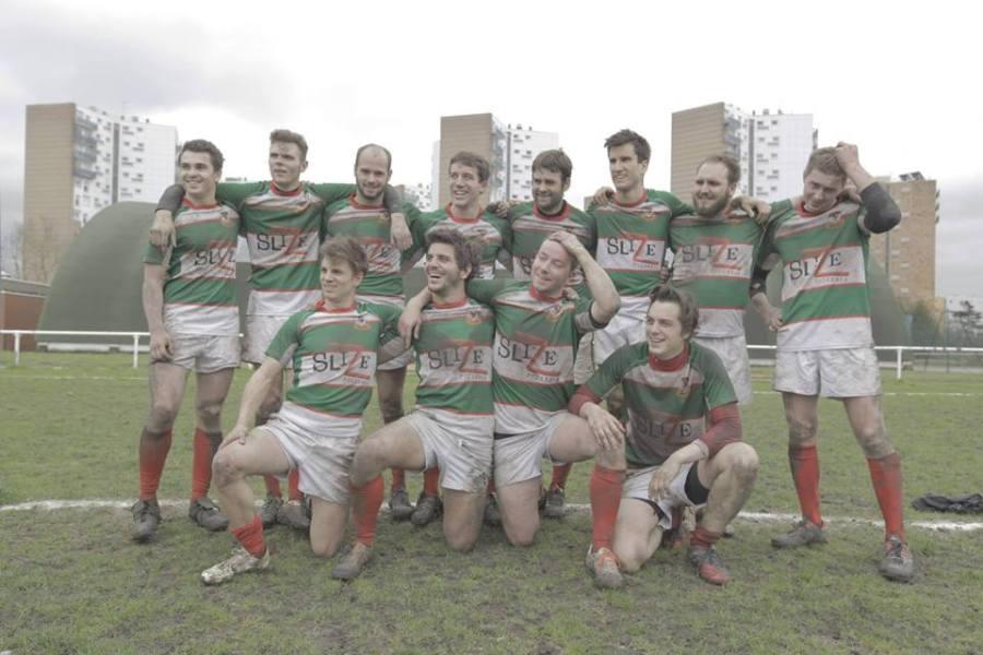 Xv de la Crampe- Rugby amateur Paris FFSE